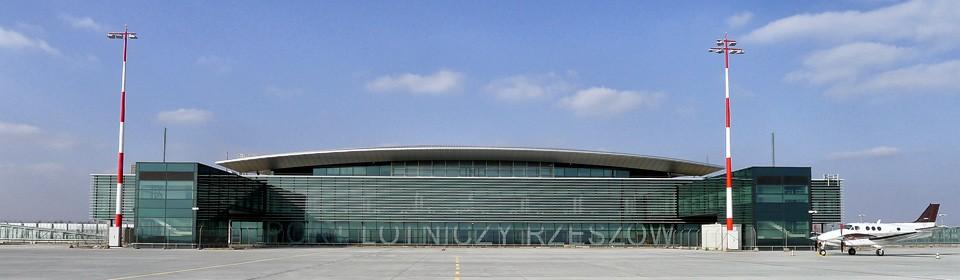 Lotnisko, Rzeszów Jasionka